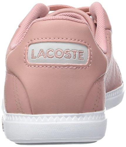 Lacoste SPW Rose Wht Femme Graduate Pnk Baskets 1 318 F50 ZwnCgZ1