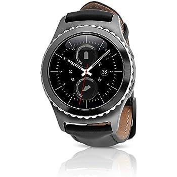 Amazon.com: Samsung Gear S2 Smartwatch - Dark Gray ...