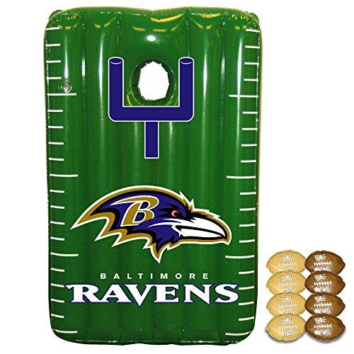 Fremont Die NFL Baltimore Ravens Team Toss Game