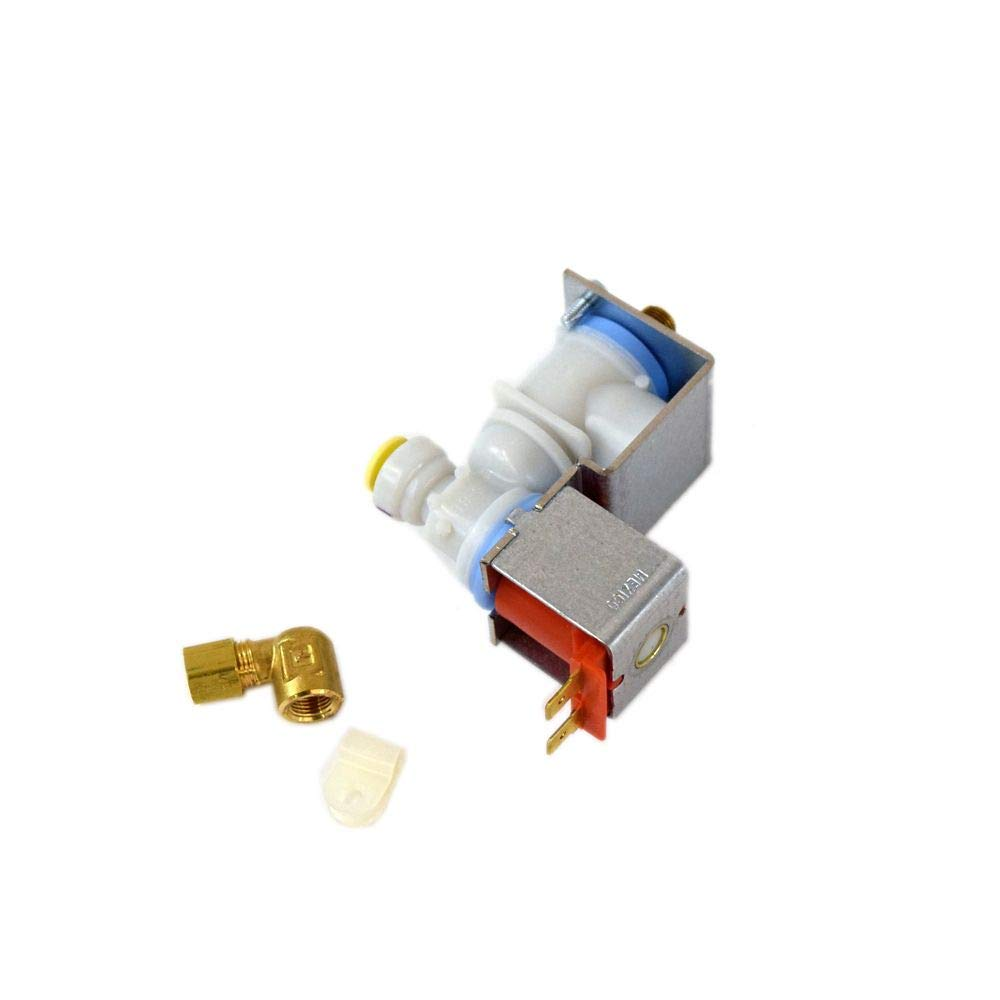 Whirlpool W10833899 Refrigerator Water Inlet Valve Genuine Original Equipment Manufacturer (OEM) Part