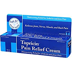 Topricin Topical Pain Relief Cream, 2 Ounce