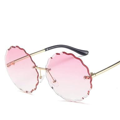 SK&2SOK Gafas De Sol, Gafas De Sol De Tendencia Europea Y ...