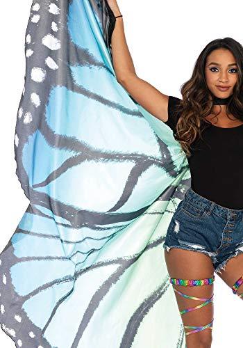Buy leg avenue festival rainbow butterfly wings
