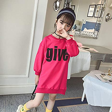 MV Childrens Clothing Autumn and Winter Korean Girls Sweater Girls Shirt