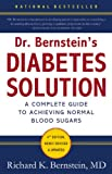 Dr. Bernstein's Diabetes Solution, Richard K. Bernstein, 0316182699