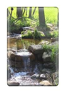 New Style Cute High Quality Ipad Mini 2 Waterfall Earth Case 8946908J38043653
