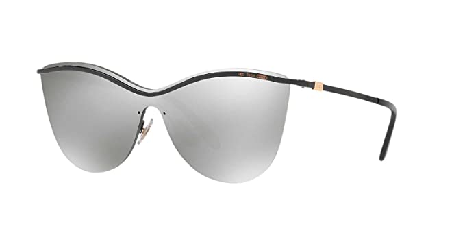 9de2939615a0 Image Unavailable. Image not available for. Colour  Tiffany   Co. Women  TF3058 35 Black Silver Sunglasses 35mm