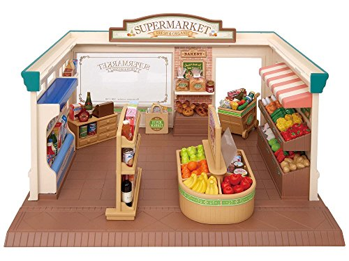 Calico Critters CC1462 Supermarket