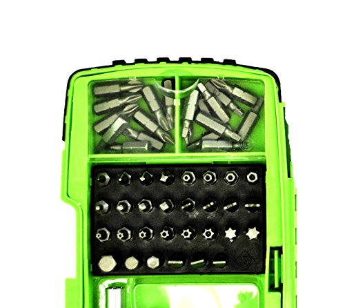 Greenlee DDKIT-1-68 Electrician's Drill Driver Bit Kit, 68-Piece by Greenlee (Image #3)