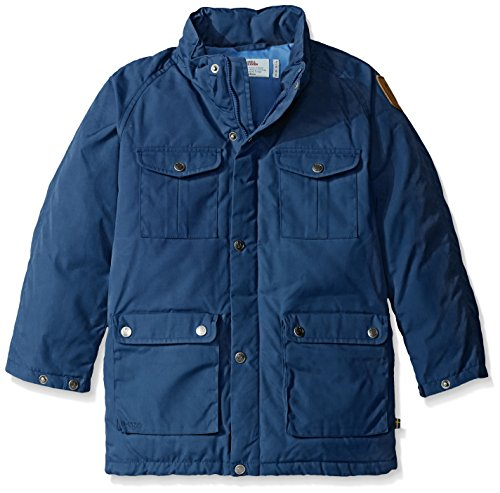 Fjallraven Kids Greenland Down Parka, 134, Blueberry by Fjallraven (Image #3)