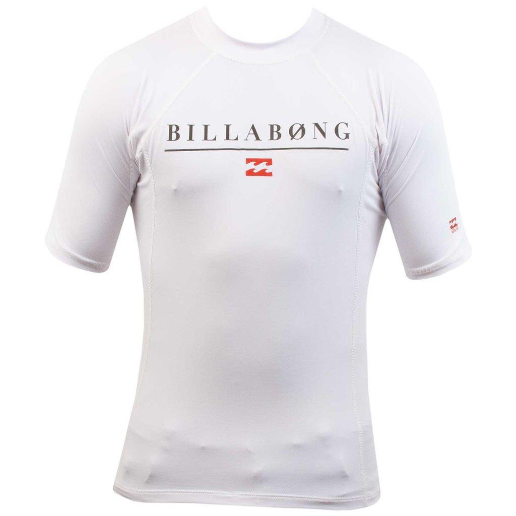 Billabong Boys All Day Rashguard White 16