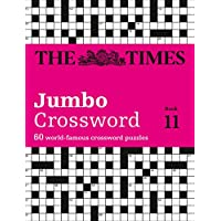 The Times 2 Jumbo Crossword Book 11: 60 of the World's Biggest Puzzles from the Times 2 (Crosswords)