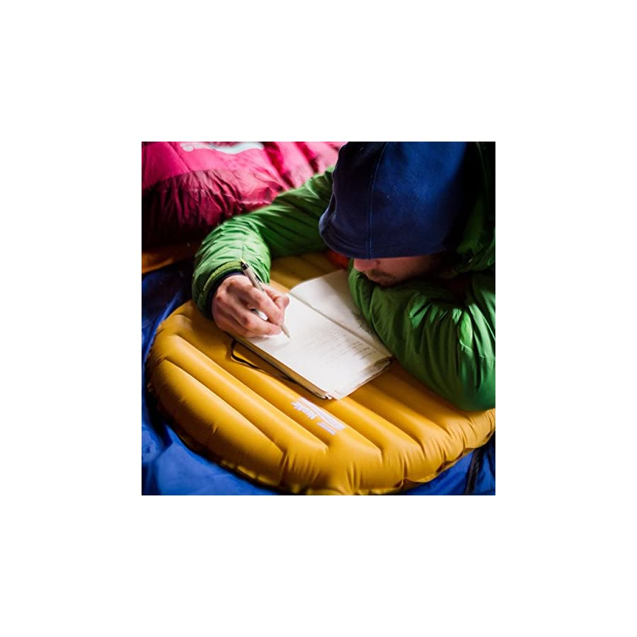 Therm a Rest NeoAir XLite Ultralight Air Mattress for 3 Season Backpacking, Mountaineering, and Camping