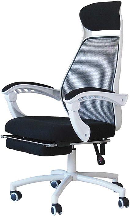 Chaise De Bureau Chaise Ergonomique Dos Ordinateur Maison