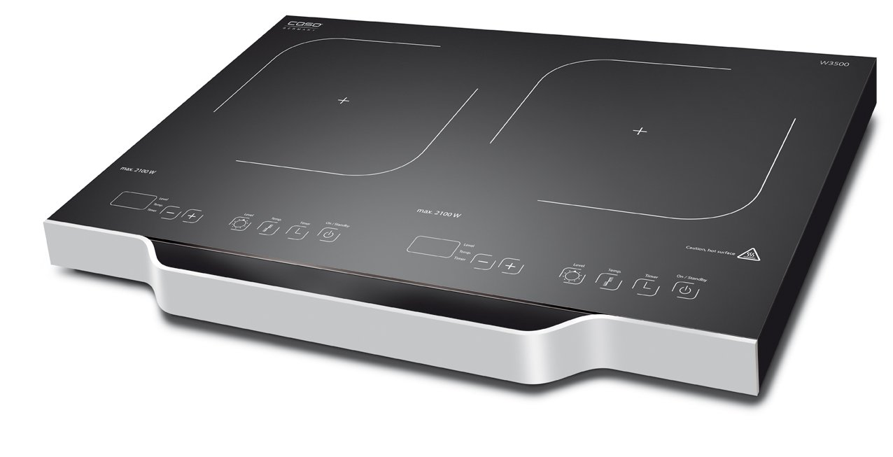 Caso Table cuisson induction posable dp BOOHREMW