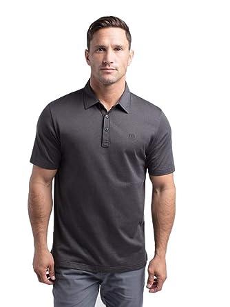 037f724a TravisMathew Men's The Zinna Polo at Amazon Men's Clothing store: