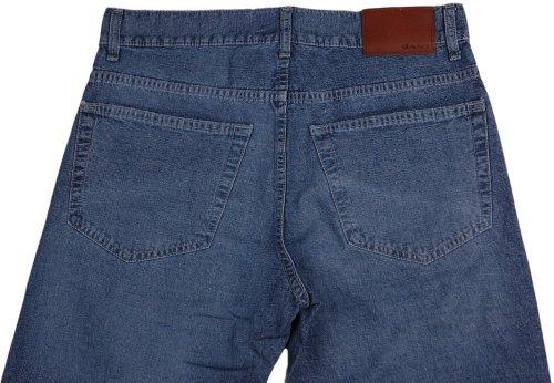 GANT Herren Jeans Hose TYLER, Farbe: blau, UPE:149.90 Euro, NEU
