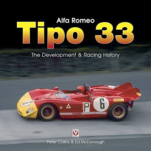 (Alfa Romeo Tipo 33: The development and racing history)