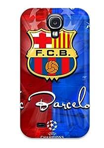 LDXdopb3619lkIFr Anti-scratch Case Cover ZippyDoritEduard Protective Barcelona Fc Case For Galaxy S4