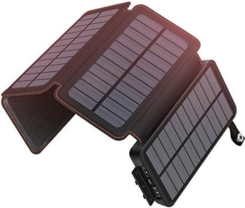 SOARAISE 25000mAh Portable Waterproof Compatible product image