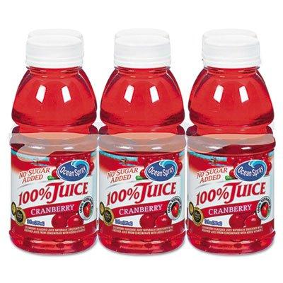 Ocean Spray 100% Cranberry Juice, 10 Ounce