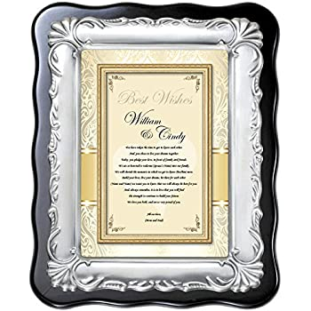 Amazon.com - Personalized Wedding Gift to Bride or Groom from ...