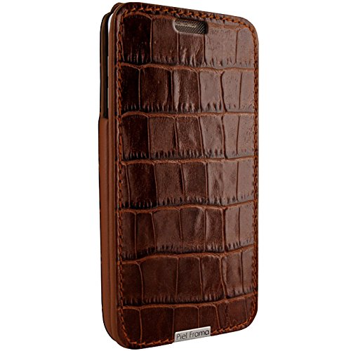 Piel Frama Wallet Case for Samsung Galaxy Note 5 - Crocodile Brown by Piel Frama
