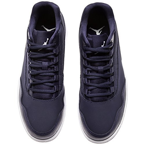 low priced 8293b dfc50 Nike Air Jordan Executive Low 833913-401 Navy Blue White Men s Basketball  Shoes durable