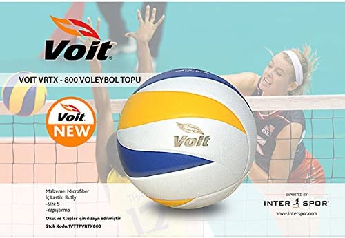 Voit Vrtx-800 Voleibol N5: Amazon.es: Deportes y aire libre