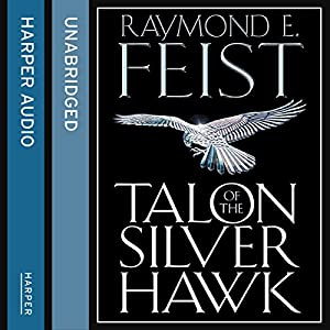 Talon of the Silver Hawk Audiobook