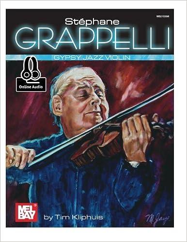 Audio Stephane Grappelli Gypsy Jazz Violin