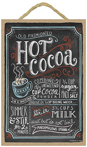 - SJT ENTERPRISES, INC. Old Fashioned Hot Cocoa (Colorful) 7