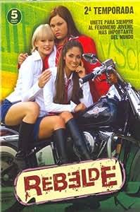Pack Rebelde: 2ª temporada [DVD]