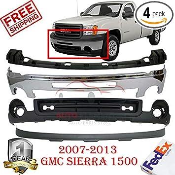 Bumper Bracket For 2003-2007 GMC Sierra 1500 Sierra 2500 HD Front Driver Side
