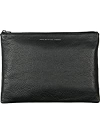 Marc by Marc Jacobs Leather Travel Clutch Handbag