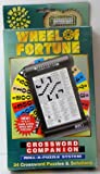 Wheel of Fortune - Crossword Companion Roll-A-Puzzle System