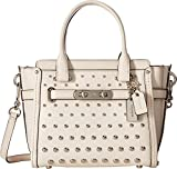 COACH Womens Ombre Rivets Coach Swagger 21
