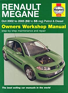 renault scenic petrol and diesel service and repair manual 2003 to rh amazon co uk renault scenic 2 service manual renault scenic ii service manual