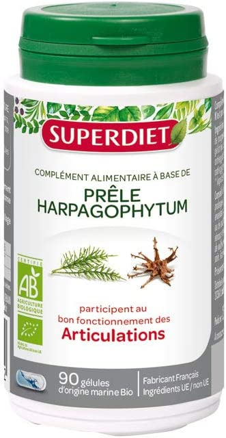 harpagophytum et prêle