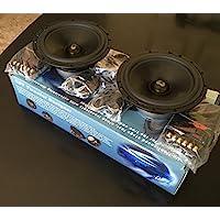 HD-61 CDT Audio 6.5 2-Way Component Speaker Set