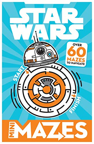 Star Wars Mini Mazes (Best Star Wars Jokes)