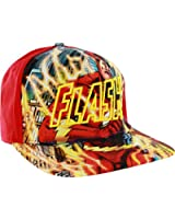 DC Comics Flash Lightning Cap