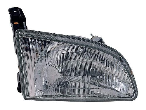 Depo 312-1139R-AS Toyota Sienna Passenger Side Replacement Headlight - Sienna Headlight Replacement Toyota