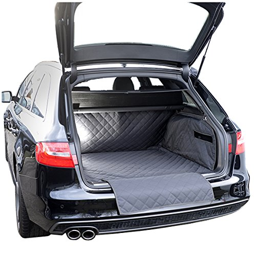 Audi A4 Avant Cargo Liner Trunk Mat - Quilted, Waterproof & Tailored - 2008 to 2015
