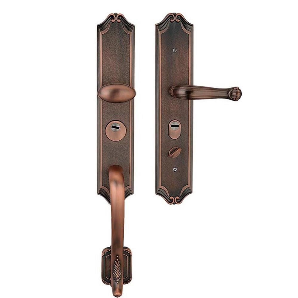 Daeou Zinc alloy handle handle lock security door door handle by Daeou