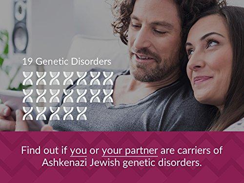 VeriYou Pre-Pregnancy Test: Ashkenazi Jewish Genetic Test - Includes Genetic Counseling by VeriYou (Image #2)
