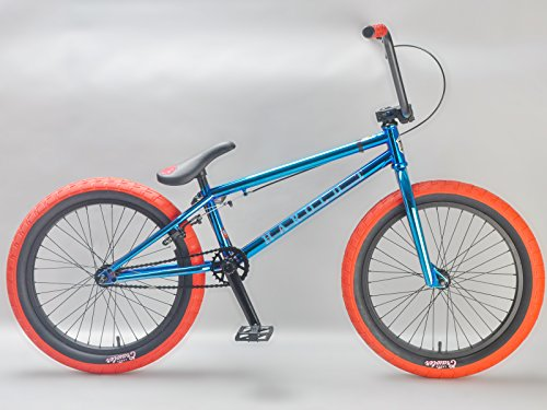 "Mafiabikes Madmain 20"" BLUE FUEL Harry Main BMX Bike"
