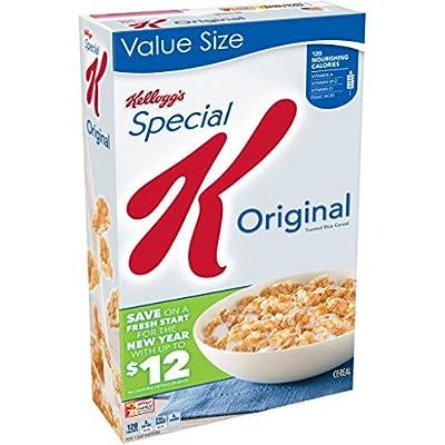 Kellogg's Special K Original Cereal, 18.0 OZ from Special K