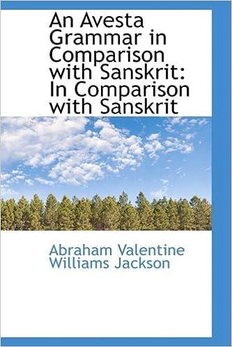 Download e-bøger til gratis pdf-format An Avesta Grammar in Comparison with Sanskrit 1103232258 PDF iBook