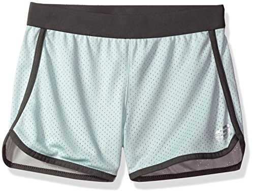 Price comparison product image Skechers Big Girls' Mesh Short, Blue Glass, S (8-10)
